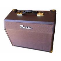 Ross Amp. Para Guitarra Acustica A25c 25w 1x8 Daiam