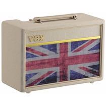 Amplificador De Guitarra Vox Pathfinder 10 Union Jack - 10 W