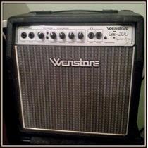 Amplificador De Guitarra Wenstone Ge-200 20 Watts Permuto
