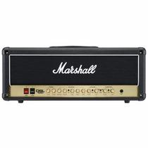 Cabezal Marshall Dsl100 H Valvular 100 Watts Para Guitarra
