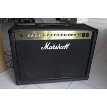 Excelente! Amplificador Valvular Marshall Ma 100c Permuto