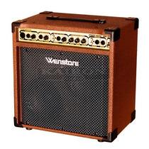 Multi Amplificador Wenstone Kba328 30 Watts
