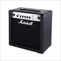Marshall Mg15cf, Amplificador Combo Para Guitarra