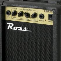 Amplificador Ross Guitarra 10w