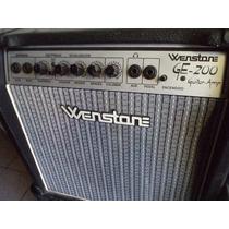 Wenstone Ge 200 Guitarra Impecable Permuto