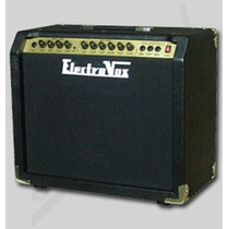 Amplificador De Guitarra Valvetech 60w Electrovox Decoud