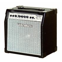 Amplificador De Guitarra Wenstone Ge200 20w Rms 2 Inputs