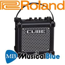 Amplificador Para Guitarra, 3w, Speaker Roland Micro Cube Gx