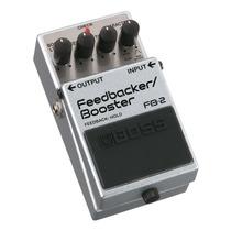 Boss Fb 2 Feedbacker Booster Efecto Pedal Guitarra