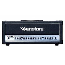Cabezal De Guitarra Wenstone Ge1200h 120w Rms 2in C/ Pedal