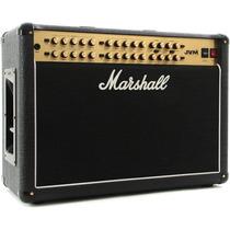 Amplificador Valvular Guitarra Marshall Jvm410c 2x12 Combo