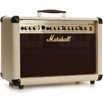Amplificador Marshall As50d Acustica Teclado Voces - Cream