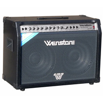 Wenstone Ge-1200e Twin Amplificador Guitarra Electrica 120w