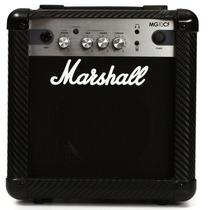 Amplificador De Guitarra Marshall Mg10cf 10watt 2 Canales