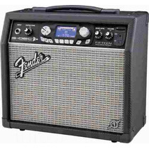 Amplificador Para Guitarra Fender G-dec 3 Fifteen15w