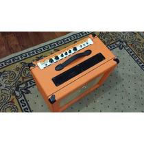 Orange Rocker 30w Valvulares Made In England Combo Guitarra