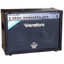 Wenstone Ge-1600 E Twin Combo - Amplificador Para Guitarra