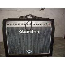 Amplificador Wenstone De Guitarra