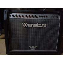 Amplificador Wenstone Ge600 Usado En Buenas Condiciones