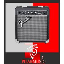 Amplificador De Guitarra Fender 10w - Pilar Music Champagnat