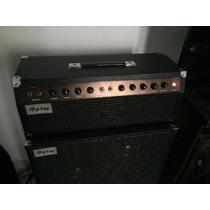 Cabezal Y Caja Valvular Rey-ton Fender 100w 4x10 1970