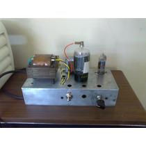 Amplificador Valvular Guitarra 6dq6