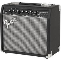 Amplificador De Guitarra Fender Champion 20. 20w