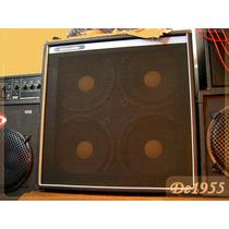 Caja Acoustic 403 4x12 200w Año 78 De Coleccion