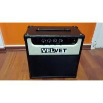 Amplificador Guitarra Velvet 30watt