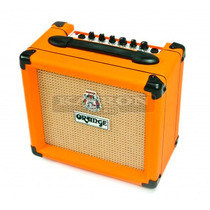 Amplificador Orange Crush Pix 12l 12 Watts Para Guitarra
