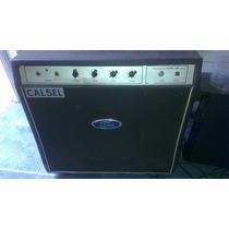Amplificador Valvular Calsel Video Del Ampli