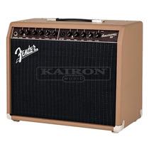 Amplificador Fender Acoustasonic 90 Para Guitarra Acustica