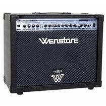 Amplificador De Guitarra Wenstone Ge650 65w Bsasproaudio