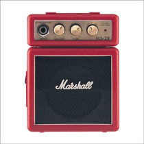 Marshall Ms-2r, Mini Amplificador De Guitarra, Portatil