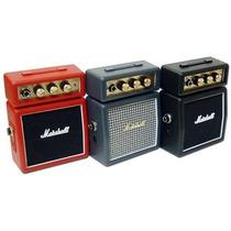 Marshall Ms2 Marshalito Mini Amplificador Portatil Guitarra