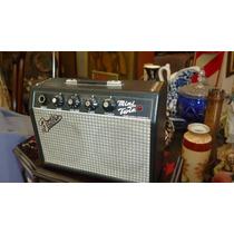 Amplificador Fender Mini Twin Mt-10 9v 200 Ma Korea.-permuto