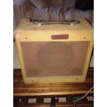 Amplificador Fender Bronco - Tomo Electroacustica En Pago
