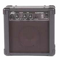 Amplificador Peavey Audition 7w Para Guitarra Electrica