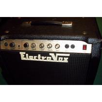 Amplificador Electrovox Valvetech 20w-permutas-mercadopago