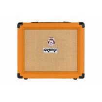 Amplificador De Guitarra Orange Crush 20rt Cr20rt Envios