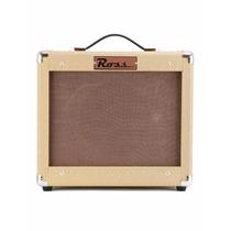 Amplificador Guitarra Ross 25w Gv25r Vintage Distor Reverb