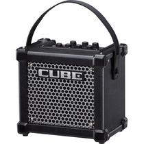 Amplificador Poratátil De Guitarra Roland Micro Cube-gx
