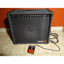 Amplificador Samick 60w Roland Jazz Chorus Peavey Permutooo!