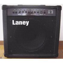 Amplificador De Guitarra Laney Gc50 (parlante Ingles).