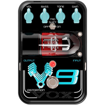 Vox Pedal V8 Distortion De Efecto Valvular Daiam