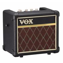 Vox Mini 3 G2 Amplificador Portatil 3 Watts Efectos Classic