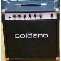 Combo De Guitarra Soldano Atomic 16