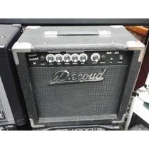 Amplificador De Guitarra Electrica Decoud Rs-26 20 W. Combo