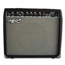 Amplificador De Guitarra Mega Gx35r Audiomasmusica