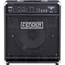 Oferta! Fender Ampli Bajo Rumble 75 Tiii Back 75w Oferta